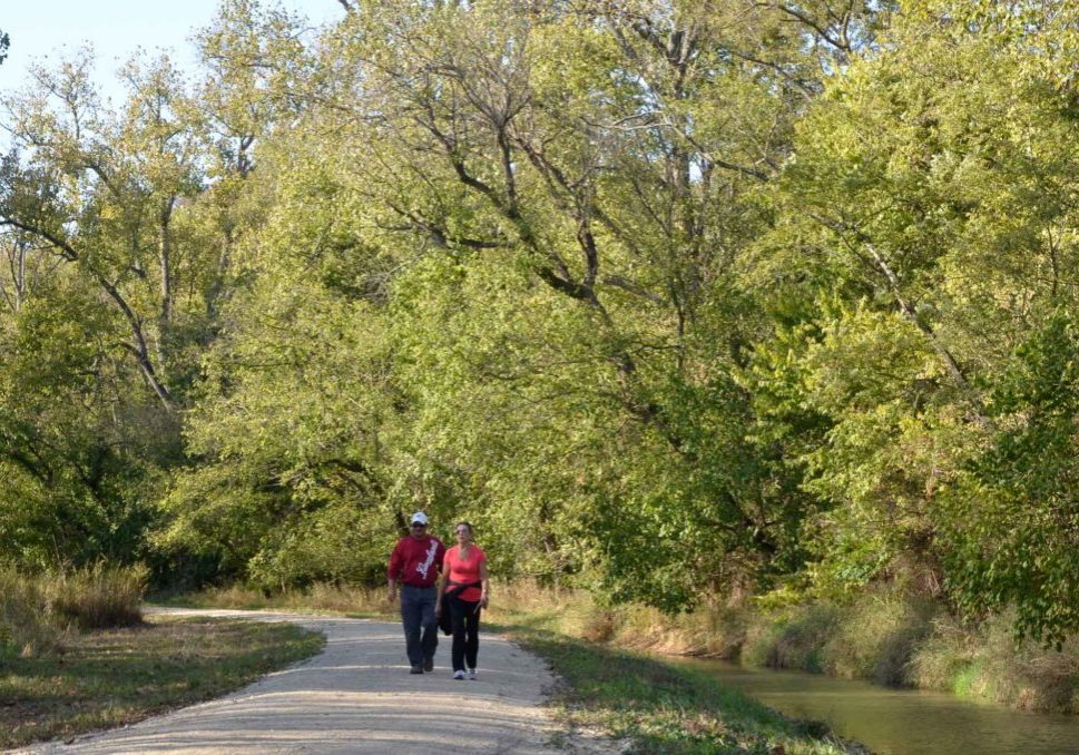 Whitewater Canal Trail (photo credit Whitewater Canal Trail)